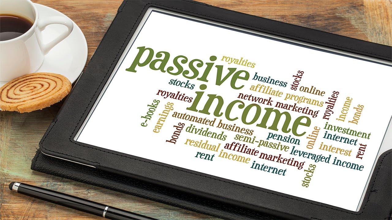 Revenus passifs VS Revenus actifs